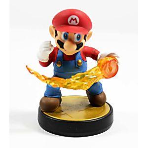 Mario (Super Smash Bros) Amiibo