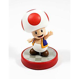Toad (Super Mario) Amiibo