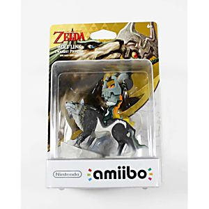 Legend of Zelda Twilight Princess - Wolf Link Amiibo