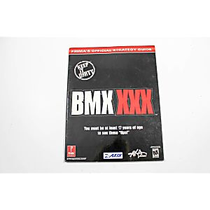 Bmx Xxx Official Strategy Guide (Prima Games)