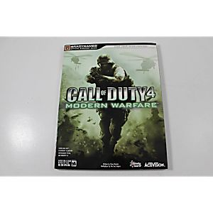 Call Of Duty 4: Modern Warfare Official Strategy Guide (Brady Games)