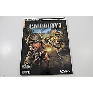 Call Of Duty 3 Official Strategy Guide (Brady Games)