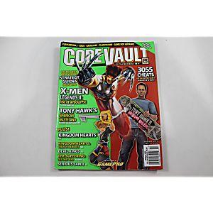 CODE VAULT HOLIDAY 2005 MAGAZINE