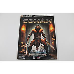 Conan Official Strategy Guide (Brady Games)