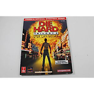 Die Hard Trilogy 2: Viva Las Vegas Official Strategy Guide (Prima Games)