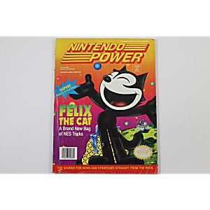 Nintendo Power Volume 40: Felix the Cat