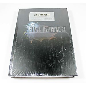 Final Fantasy XV Complete Official Guide Collector's Edition