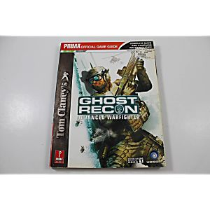 Tom Clancy's Ghost Recon: Advanced Warfighter Official Game Guide (Prima Games)