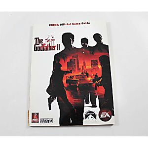 Godfather II Official Game Guide (Prima Games)