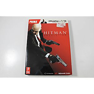 HITMAN ABSOLUTION OFFICIAL GAME GUIDE (PRIMA GAMES)