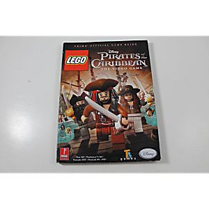 LEGO Pirates Of The Caribbean Official Game Guide (Prima Games)