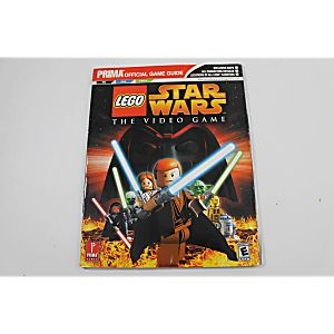 Lego Starwars Official Game Guide (Prima Games)