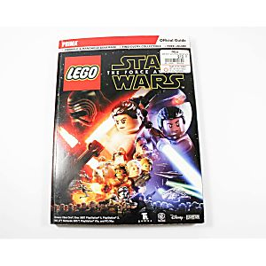Lego Star Wars: The Force Awakens Official Guide (Prima Games)