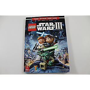 Lego Star Wars III: the Clone Wars Official Game Guide (Prima Games)