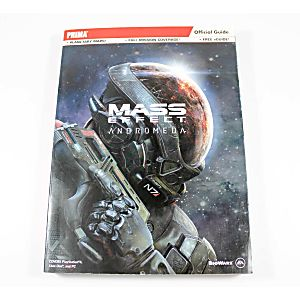 Mass Effect: Andromeda Official Guide (Prima Games)