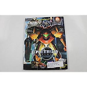 NINTENDO POWER: METROID PRIME 2 ECHOES VOLUME 186