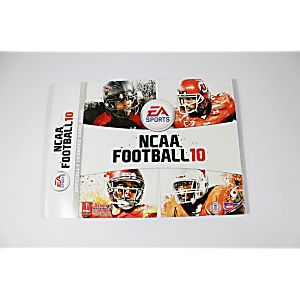 NCAA Football 10 Officially Licensed Game Guide (Prima Games)