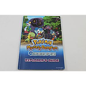 Pokemon Mystery Dungeon Explorers of Time Guide