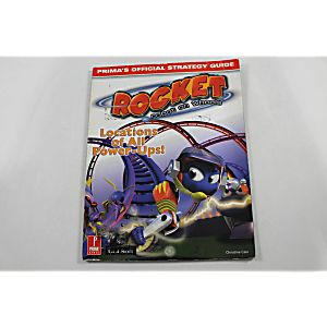 ROCKET: ROBOT ON WHEELS OFFICIAL STRATEGY GUIDE (PRIMA GAMES)