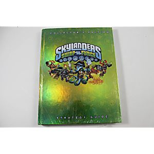 Skylander's Swap Force Collector's Edition Strategy Guide