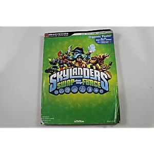 SKYLANDERS SWAP FORCE SIGNATURE SERIES GUIDE (BRADY GAMES)