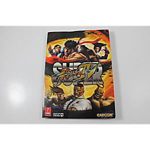 SUPER STREET FIGHTER IV OFFICIAL GAME GUIDE (PRIMA GAMES)