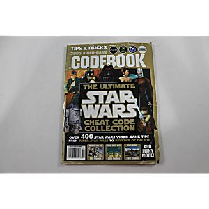 TIPS & TRICKS 2005 VIDEO GAME CODEBOOK THE ULTIMATE STAR WARS CHEAT CODE COLLECTION