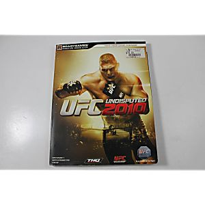 UFC UNDISPUTED 2010 SIGNATURE SERIES GUIDE (BRADY GAMES)