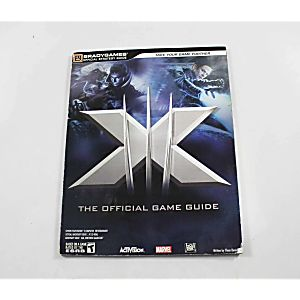 X-Men: the Official Game Official Strategy Guide (Brady Games)