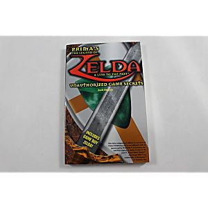 THE LEGEND OF ZELDA: A LINK TO THE PAST UNAUTHORIZED GAME SECRETS (PRIMA GAMES)