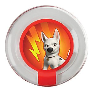 Disney Infinity Bolt Super Strength Power Disc 3000003