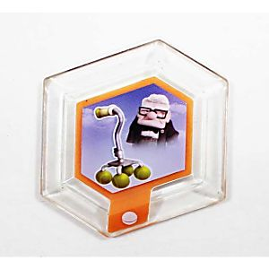 Disney Infinity Cane With Tennis Ball Power Disc 4000040