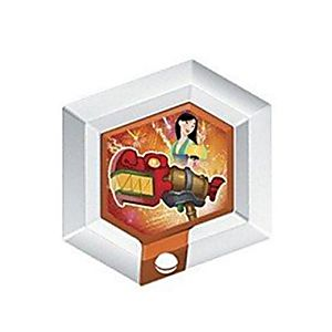 Disney Infinity Dragon Firework Cannon Power Disc 4000036 Series 3 Edition 1.0
