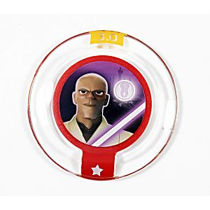 Disney Infinity Galactic Team-Up Mace Windu Power Disc 3000206