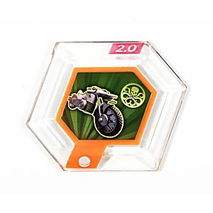 Disney Infinity Hydra Motorcycle Power Disc 4000140 - Edition 2.0