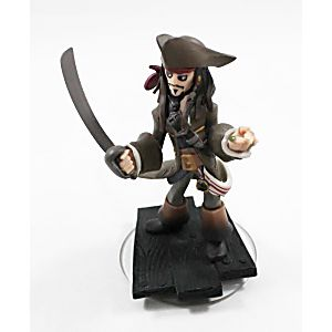 Disney Infinity Jack Sparrow 1000003- Series 1.0
