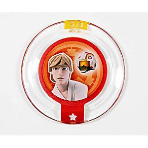 Disney Infinity Luke Rebel Alliance Flight Suit Power Disc 3000209