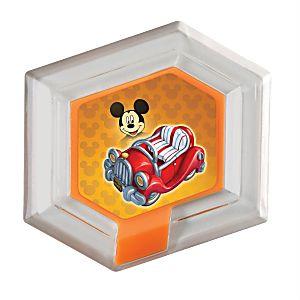 Disney Infinity Mickey's Car Power Disc 4000018