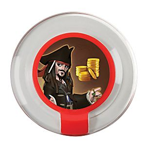 Disney Infinity Pieces of Eight Power Disc 3000014