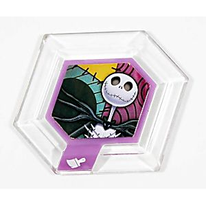 The Nightmare Before Christmas Terrain Power Disc 4000058 - Series 2 Edition 1.0