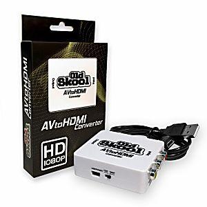 Retro AV to HDMI Converter