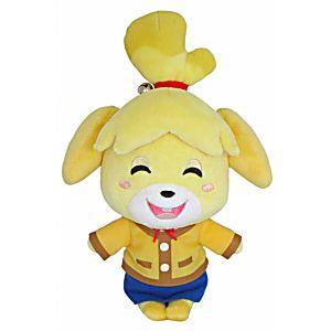 Smiling Isabelle (Animal Crossing) Plush