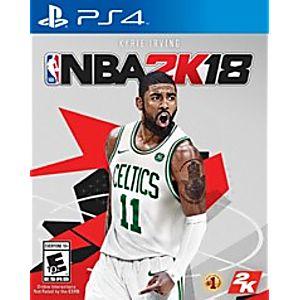 NBA 2K18 Sony Playstation 4 Game