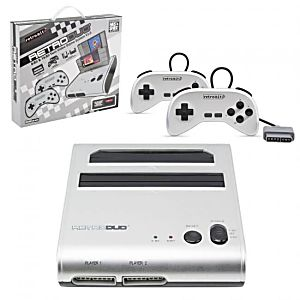 Silver Retro Duo System - New Style