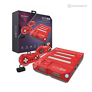 RetroN 3 HD 3-in-1 Console for NES, SNES, and Genesis (Jasper Red)