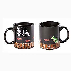 Super Mario - Bowser Heat Change Mug