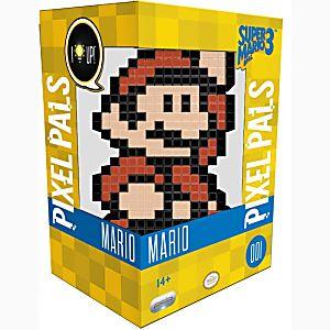 Pixel Pals Super Mario Bros 3 Mario