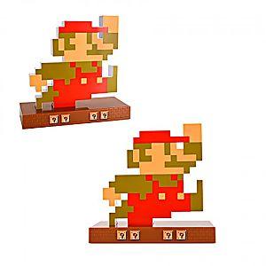 Super Mario Retro Alarm Clock