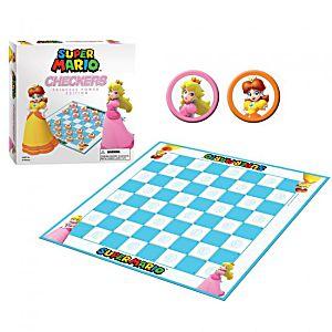 Super Mario Checkers: Princess Power Edition
