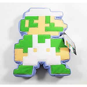 Plush 8bit Luigi